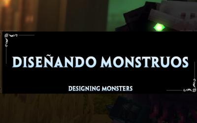 Diseñando los monstruos mas terroríficos para jugar a hytale