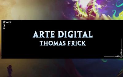 ¿Queréis deleitaros viendo trabajar a Thomas Frick?
