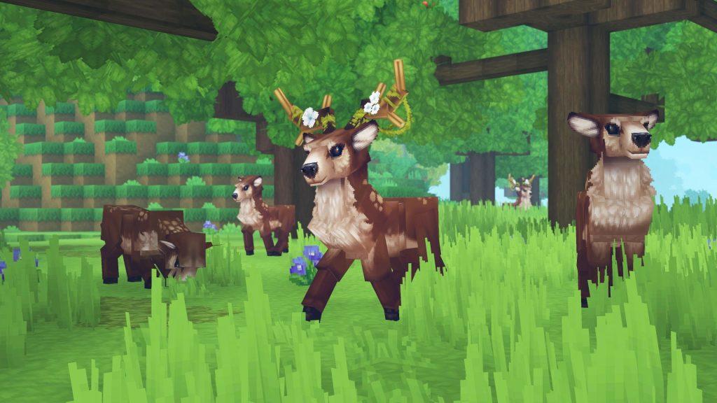 deer ciervo hytale bosque
