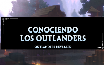 Revelando los clanes Outlanders de Hytale. Una facción hostil.