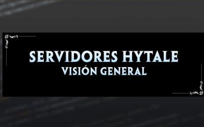 ¿Quieres saber cómo funciona el servidor de Hytale? Aquí te lo explicamos